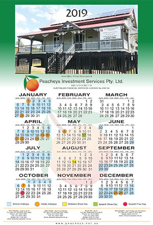 peacheys-calendar-2019